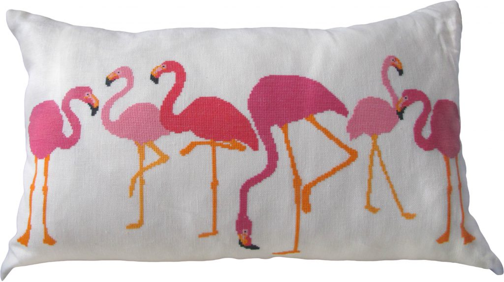 20-6960 Flamingoer design Marianne Thornberg